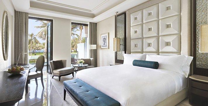 Deluxe Pool / Lagoon Access - Al Bustan Palace, A Ritz-Carlton Hotel
