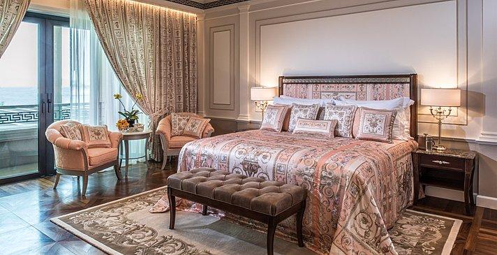 Deluxe/Premier Versace Room - Palazzo Versace Dubai