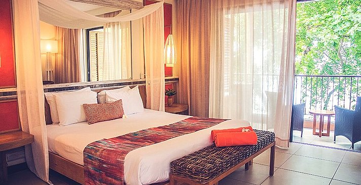 Deluxe Room Beachfront - Tamarina Hotel Golf & Spa