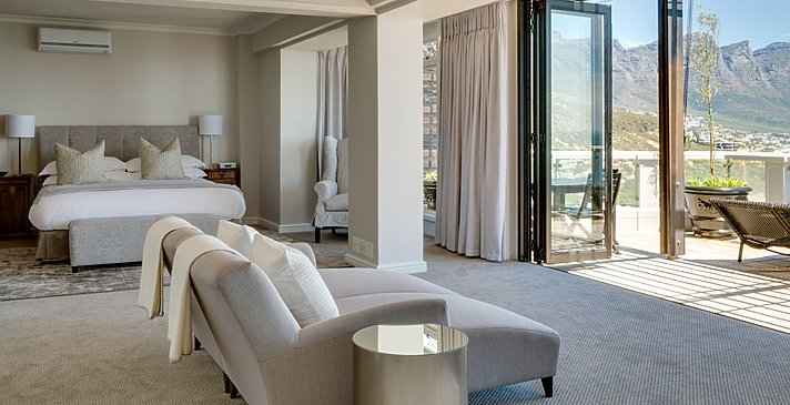 Deluxe Suite - Cape View Clifton