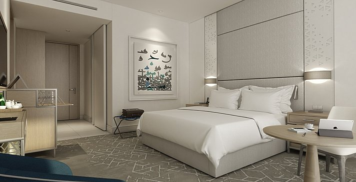 Deluxe Room City View - Palace Fujairah Beach