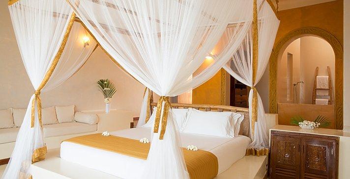 Deluxe Room - Gold Zanzibar Beach House & Spa