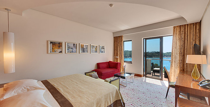 Deluxe Room - Hotel Monte Mulini