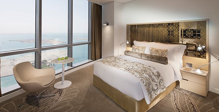 Deluxe (Club) Room - Jumeirah at Etihad Towers