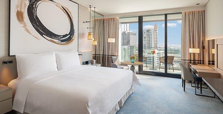 Deluxe Room Marina Balcony