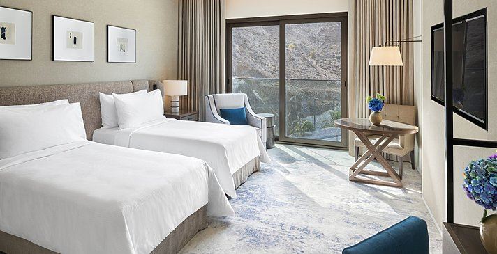 Deluxe Room Mountain View (Twin)
