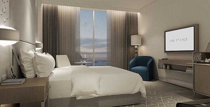 Deluxe Room Ocean View - Palace Fujairah Beach