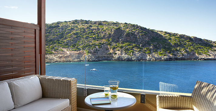 Deluxe Room Sea View - Daios Cove Luxury Resort & Villas