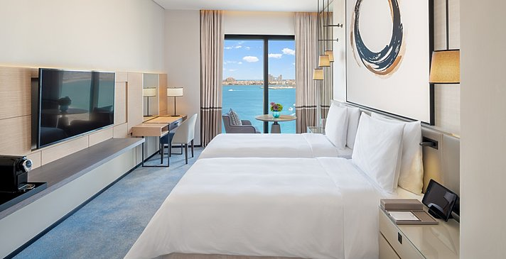 Deluxe Room Sea View (Twin)