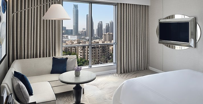 Deluxe Room - The Address Downtown Dubai