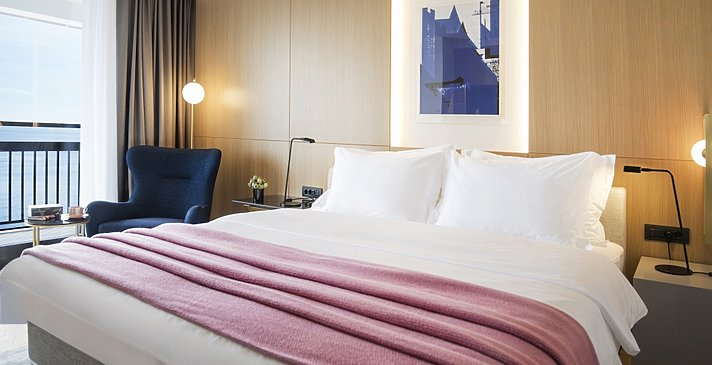 Deluxe Room Tower - Hotel Excelsior Dubrovnik