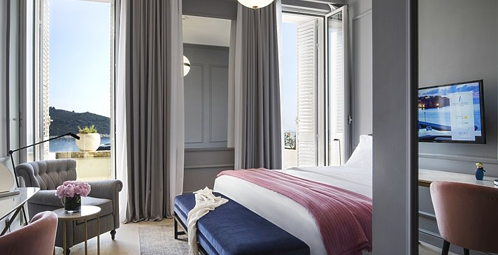 Deluxe Room Villa Odak - Hotel Excelsior Dubrovnik