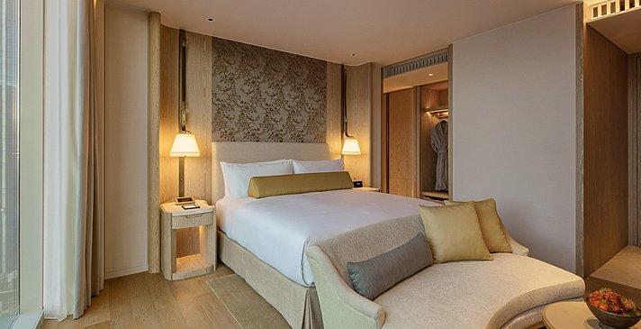 Deluxe Room - Waldorf Astoria Bangkok
