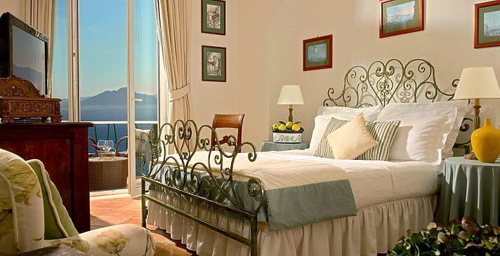 Deluxe Sea View Cliff Side - Caesar Augustus