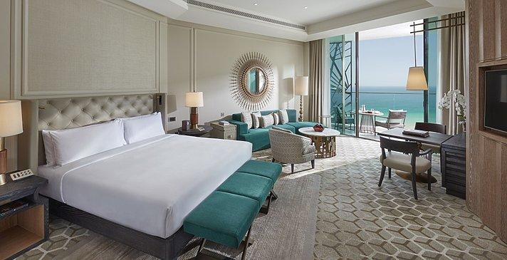 Deluxe Sea View - Mandarin Oriental Jumeira, Dubai