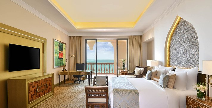 Deluxe Sea View - Marsa Malaz Kempinski, The Pearl