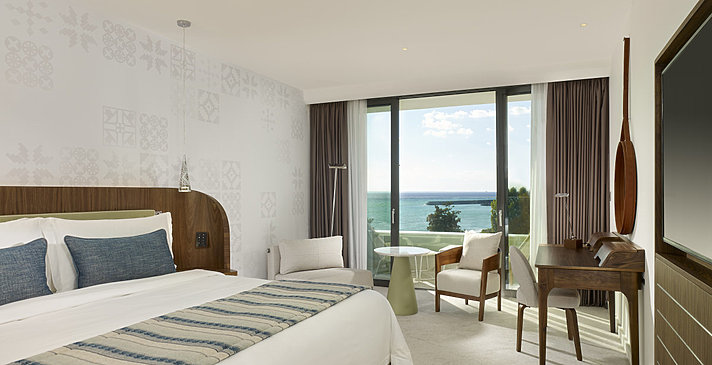 Deluxe Sea View - Parklane, a Luxury Collection Resort & Spa