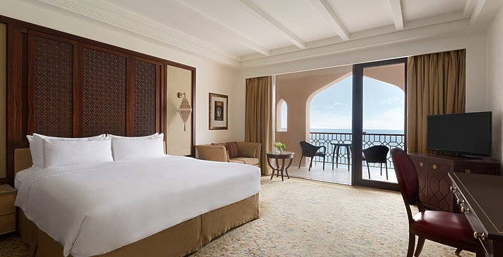 Deluxe Sea View - Shangri-La Al Husn Resort & Spa