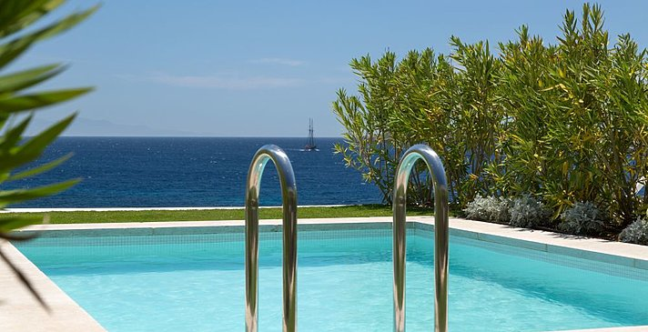 Luxury Suite with Private Pool - Santa Marina, A Luxury Collection Resort, Mykonos