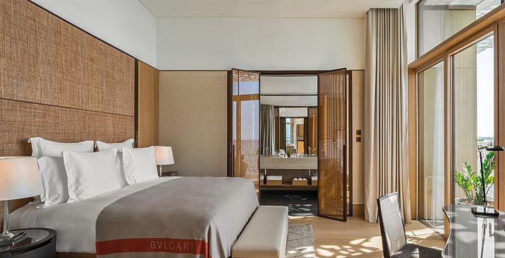 Deluxe Suite - Bulgari Resort Dubai