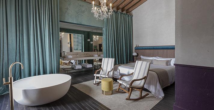 Deluxe Suite - Can Bordoy Grand House & Garden