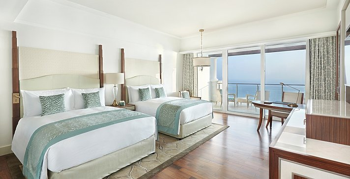 Deluxe und Pearl Club Room Twin