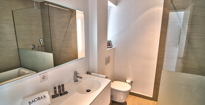 Divinity Bliss 1 BR Suite - Hotel Baobab Suites