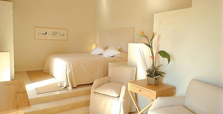 Doppelzimmer - Hotel Can Simoneta