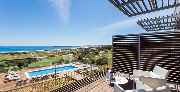 Double Room Sea View - Onyria Palmares Beach House Hotel