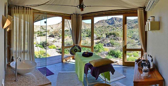 Dwyka Tented Lodge - Sanbona Wildlife Reserve