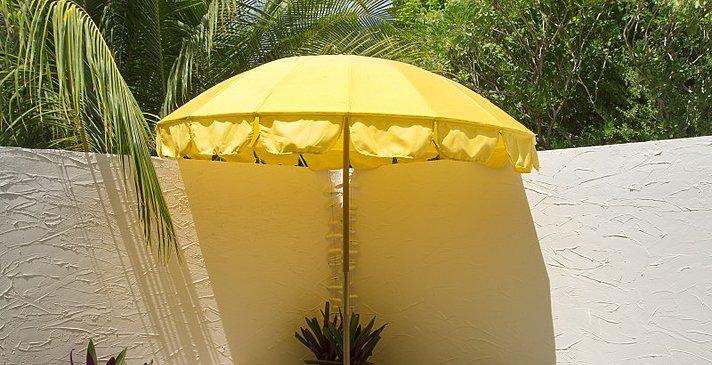 Earth Villa (mit Pool) Badezimmer Außenbereich - OZEN at Maadhoo