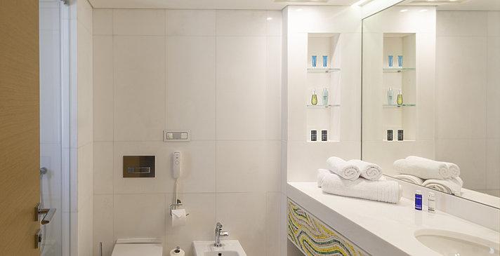 Emerald Badezimmer - Miramare, a Luxury Collection Resort