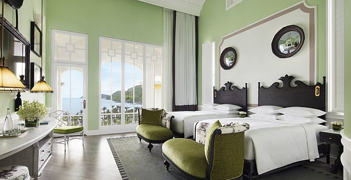 Emerald Bay View Room - JW Marriott Phu Quoc Emerald Bay Resort & Spa
