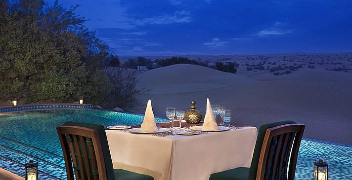 Emirates Suite - Al Maha Desert Resort & Spa