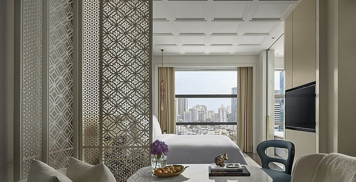 Executive Room - Rosewood Bangkok