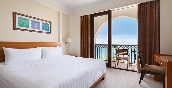 Executive Sea View - Shangri-La Barr Al Jissah - Al Waha