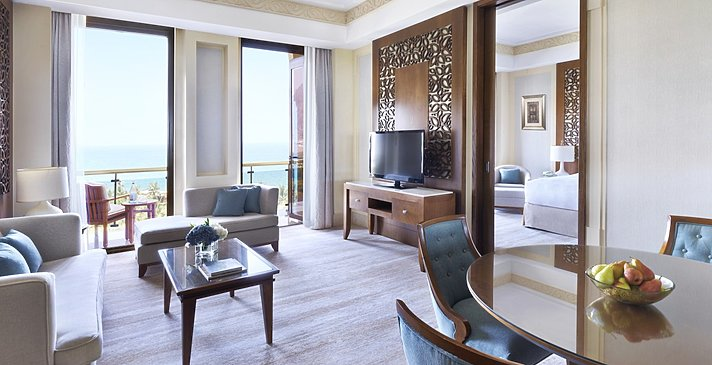 Executive Suite - Al Bustan Palace, A Ritz-Carlton Hotel
