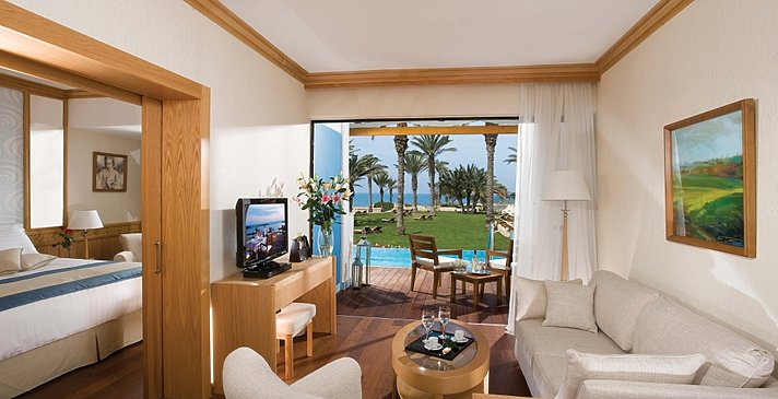 Executive Suite - Constantinou Bros Asimina Suites Hotel