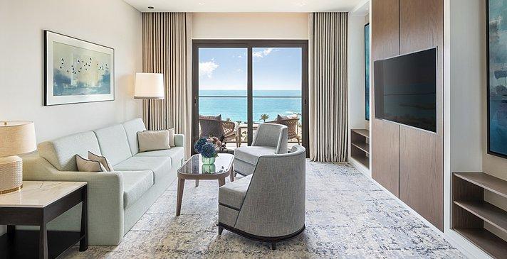 Executive Suite Ocean View Wohnbereich