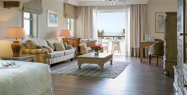 Executive Suite Sea View West - Columbia Beach Resort
