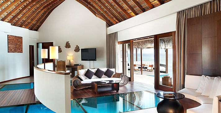 Extreme Wow Ocean Haven - W Maldives