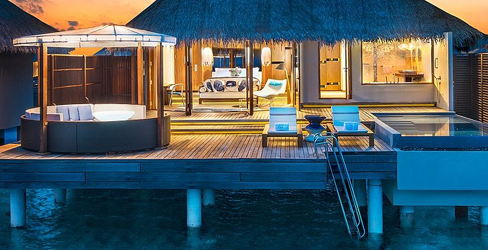 Fabulous Overwater Oasis - W Maldives
