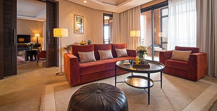 Fairmont Royal Palm Marrakech - Deluxe Suite
