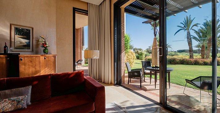Fairmont Royal Palm Marrakech - Deluxe Suite Garden View