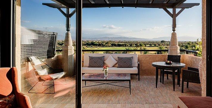 Fairmont Royal Palm Marrakech - Junior Suite Atlas View