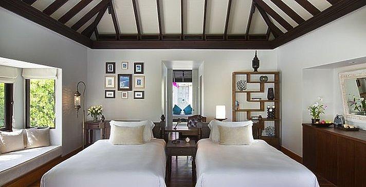 Family Beach Villa - Anantara Kihavah Villas