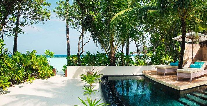Family Beach Villa - Constance Halaveli Resort
