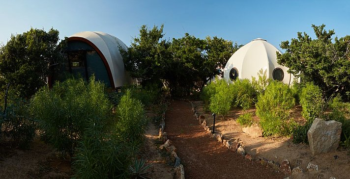 Family Cocoon with Urchin - Wild Coast Tented Lodge
