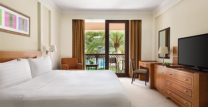 Family Room King Zimmer - Shangri-La Barr Al Jissah - Al Waha