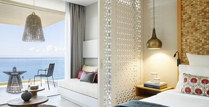Family Room Sea View - MarBella Elix